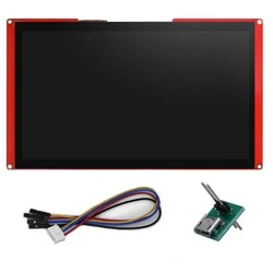10.1 Inch Nextion HMI Display Rezistif Ekran - Dokunmatik NX1060P101-011R-I - Thumbnail