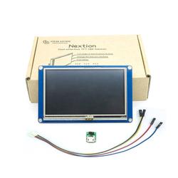 4.3 Inch Nextion HMI Akıllı Dokunmatik TFT Lcd Ekran - 16MB Dahili Hafıza NX4827T043 - Thumbnail