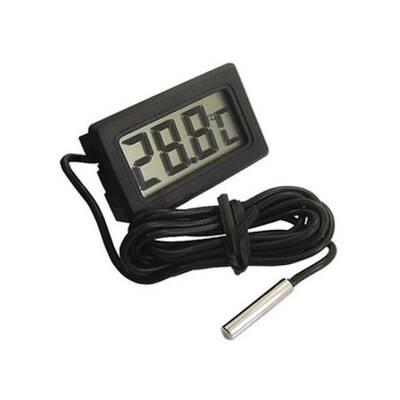 Dijital LCD'li İç Ortam Termometresi