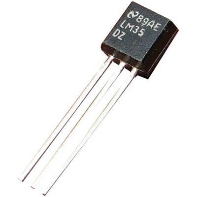 LM35 Sıcaklık Sensörü